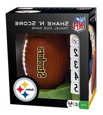 NFL Pittsburgh Steelers Shake 'n Score Dice Game