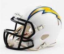 Riddell Revolution Speed Mini Helmet - San Diego Chargers