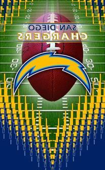 Turner NFL San Diego ChargersMemo Book, 3 Packs