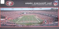 MasterPieces NFL San Francisco 49ers Stadium Panoramic