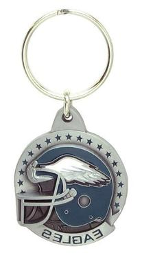 NFL Team Helmet Key Ring - Philadelphia Eagles