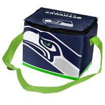FOCO Seattle Seahawks Big Logo Team Lunch Bag
