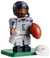 NFL Seattle Seahawks Russell Wilson Gen 2 Mini Figure, Small