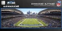 MasterPieces NFL Seattle Seahawks Stadium Panoramic Jigsaw