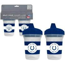 NFL Indianapolis Colts 2-Pack 5oz. Sippy Cups