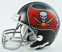 NFL Tampa Bay Buccaneers Replica Mini Helmet