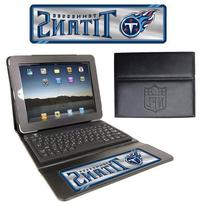 NFL Tennessee Titans Executive iPad Case with Keyboard