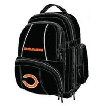 NFL Chicago Bears Trooper Backpack, Black