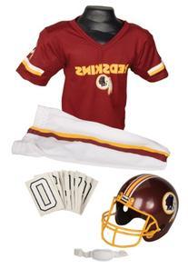 NFL Redskins Uniform Costume