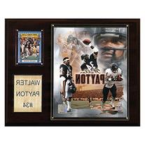 NFL Walter Payton Chicago Bears Player Plaque