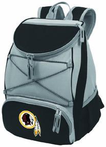 NFL Washington Redskins PTX Insulated Backpack Cooler, Black