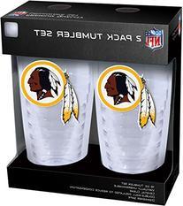 NFL Washington Redskins Slimline Tumber Set with Patch , 16-