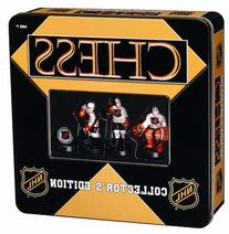 NHL Chess in a Tin