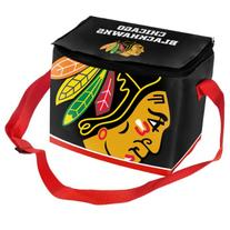 NHL Chicago Blackhawks Big Logo Team Lunch Bag