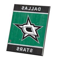 "NHL Dallas Stars Wood Easel Sign, 8 x 10"", Team Color"