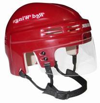 NHL Detroit Red Wings Replica Mini Hockey Helmet