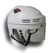 NHL Minnesota Wild Replica Mini Hockey Helmet