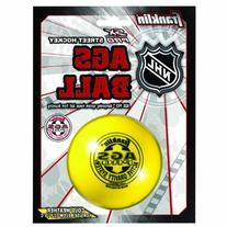 Franklin Sports NHL Street Hockey AGS Pro Low Density Ball