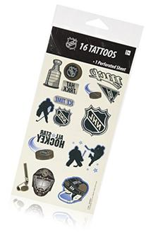 NHL Tattoos - 16 Pack