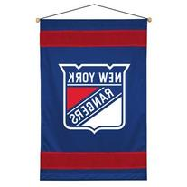 NHL New York Rangers Sideline Wall Hanging