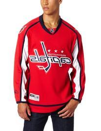 NHL Washington Capitals Premier Jersey, Red, Large