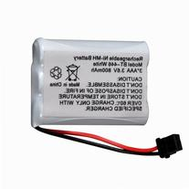 EBL 4 Pack BT-446 1000mAh 3.6V Ni-MH Rechargeable Cordless