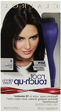 Clairol Nice 'n Easy Root Touch-Up 4 Matches Dark Brown