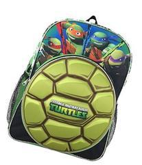 "Nickelodeon Teenage Mutant Ninja Turtles Large 16"" Backpack"