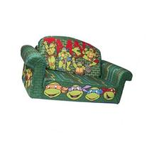 Nickelodeon Teenage Mutant Ninja Turtles Flip Open Sofa