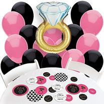 Girls Night Out - Confetti and Balloon Bachelorette Party