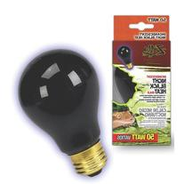 Night Black Incandescent Bulb