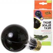 Night Black Heat Incandescent Bulb for Reptiles Watt: 150