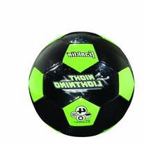 Franklin Sports Night Lightning Soccer Ball