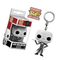 Nightmare Before Christmas Pocket POP Jack Figure Keychain
