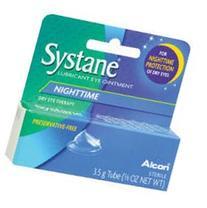 Systane Nighttime Lubricant Eye Ointment-0.123 oz, 3.5g
