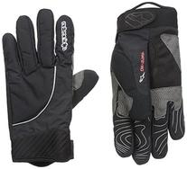 Alpinestars Nimbus Glove, Black/White, Medium