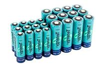 Tenergy High capacity NiMH Rechargeable battery package: 12