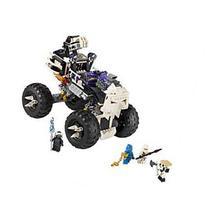 Lego Ninjago Skull Truck - 515Pcs