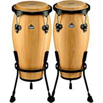 Nino Percussion NINO89NT 8-Inch and 9-Inch Wood Conga Set