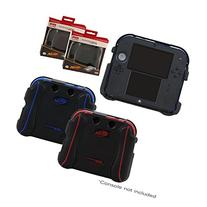 Nintendo 2DS Case - Nerf Impact Resistant Protective