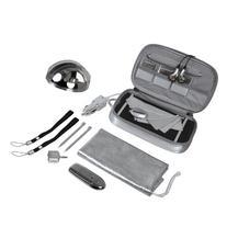 Nintendo DSi XL - 20 In 1 Special Edition Silver Starter Kit