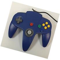 Blue Replacement Controller for Nintendo N64 by Mars Devices