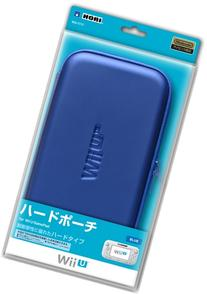Nintendo official licensed product Hard Pouch for Wii U