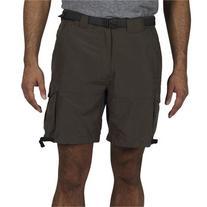Exofficio Men's Nio Amphi Short, LT Khaki, Size 32