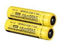 Nitecore NL189 2014 Universal 18650 Li-ion Recharger Battery