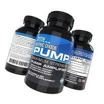 Nitric Oxide Pre Workout Booster for Accelerated Gains in
