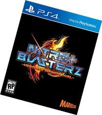 Nitroplus Blasterz: Heroines Infinite Duel - PlayStation 4