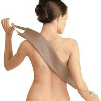 Body Buddy Non-absorbent Lotion Applicator in Walnut