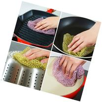 The Crown Choice Non-Scratch HEAVY DUTY Scouring Pad or Pot
