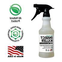 All Natural Non toxic Insect Killer Spray by Killer Green -